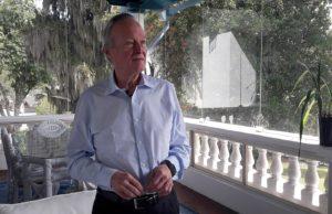 L'exministre Josep Pique a Quito el passat noviembre. © Daniela Brik Efe