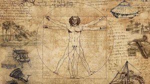 L'Home de Vitruvi de Leonardo da Vinci