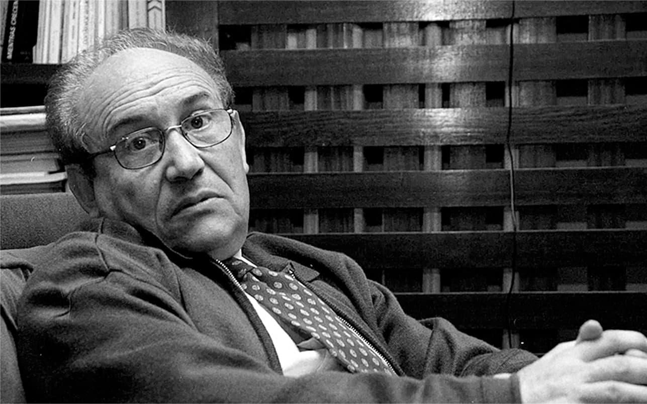 Joaquim Marco. Fotografia d'Albert Ramis.