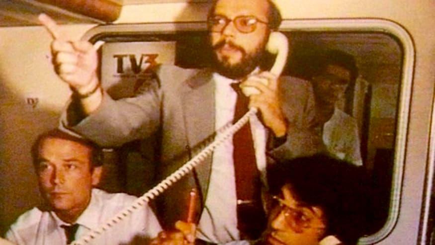 Alfons Quintà va ser el primer director de TV3, als inicis de la televisió pública catalana, els anys 80.