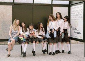 Imatge de Las niñas de Pilar Palomero.