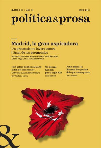 Revista nº 31. Madrid, la gran aspiradora