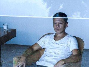 Una escena de Days, l'última pel·lícula de Tsai Ming-liang.
